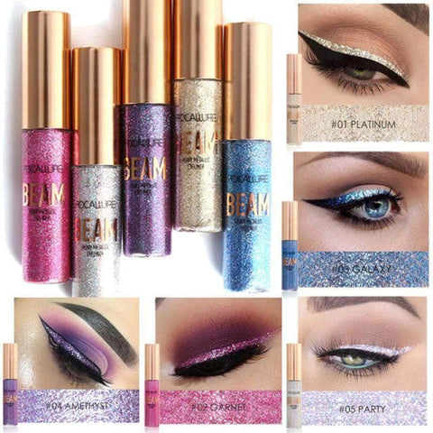 FOCALLURE Eyes Focallure Heavy Glitter Eyeliner