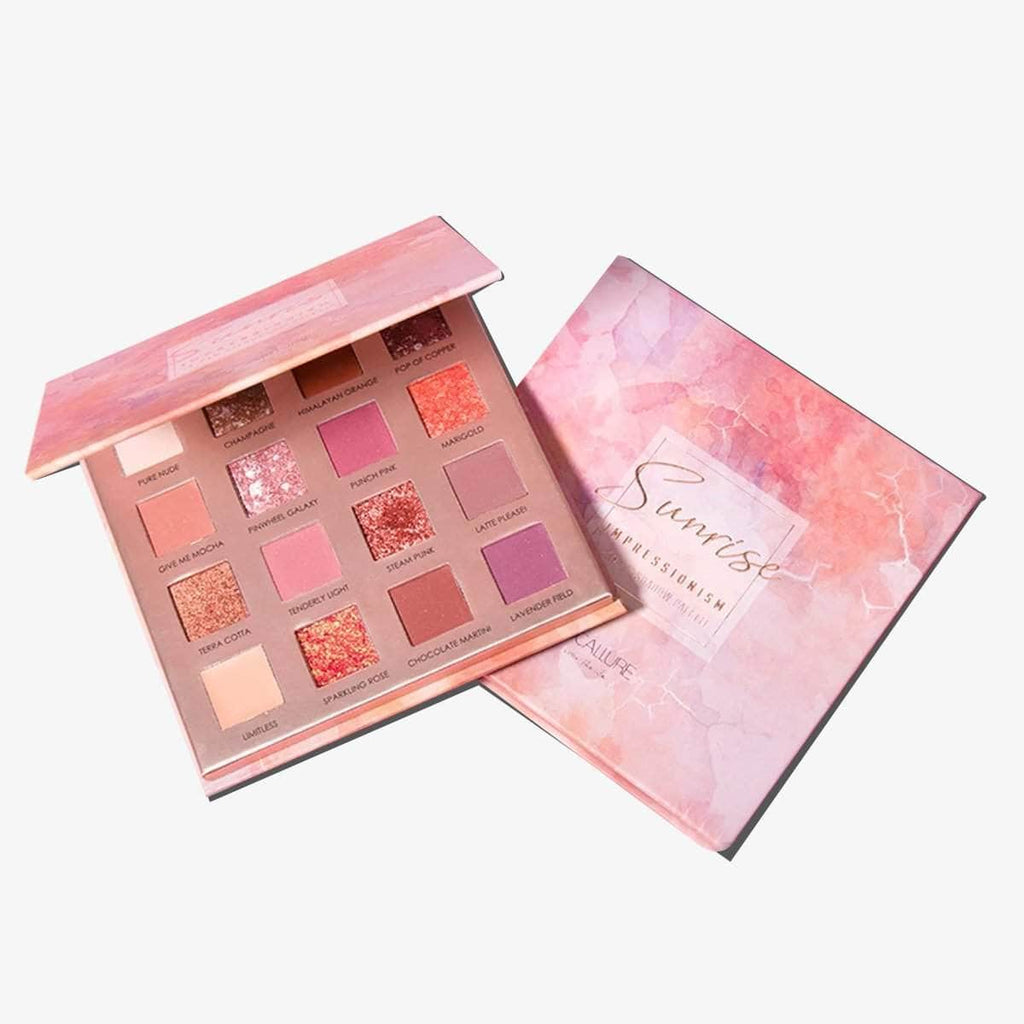 FOCALLURE Eyes Focallure Sunrise 16 Palette Eyeshadow