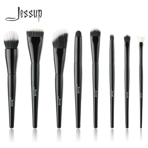 Jessup Accessories Make-up Brush Set of 8- T019