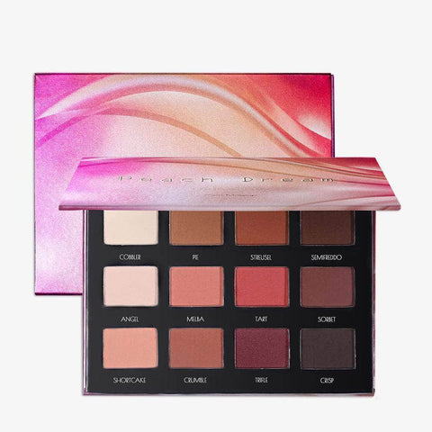 PRISM Eyes Prism Peach Dream Eye-shadow-12 Shades palette