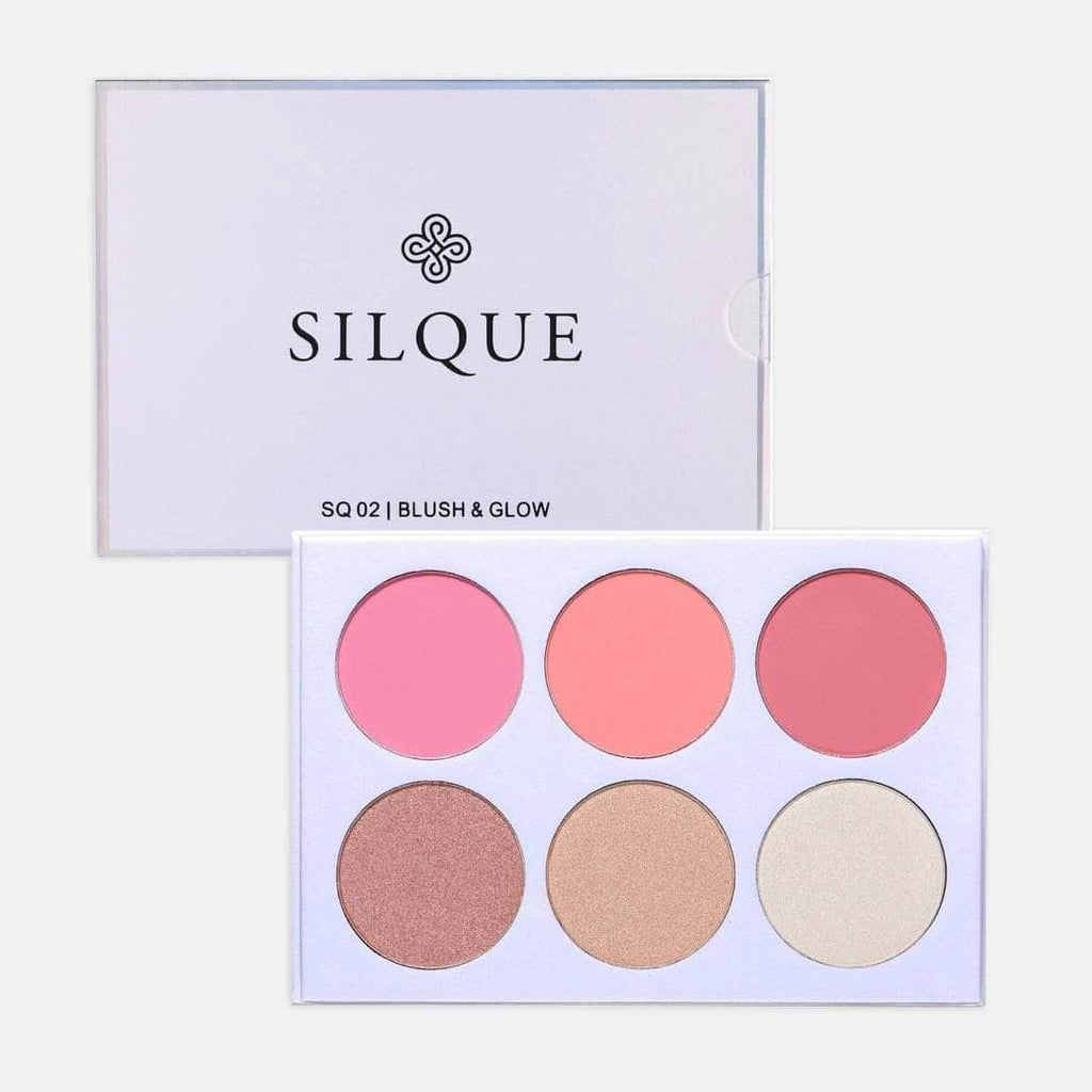 Silquebeauty Face Silque 6 color Blusher Kit