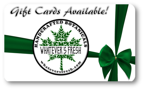 Whatever's Fresh Gift Card