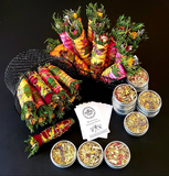 Wholesale Botanical Incense Multi-Pack for Retail, Festival, Event Planning