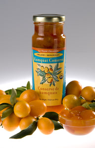 Nagami Kumquat Conserve, Organic and Biodynamic