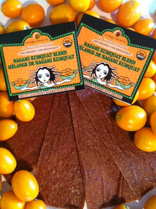 Kumquat Fruit Leather, Organic