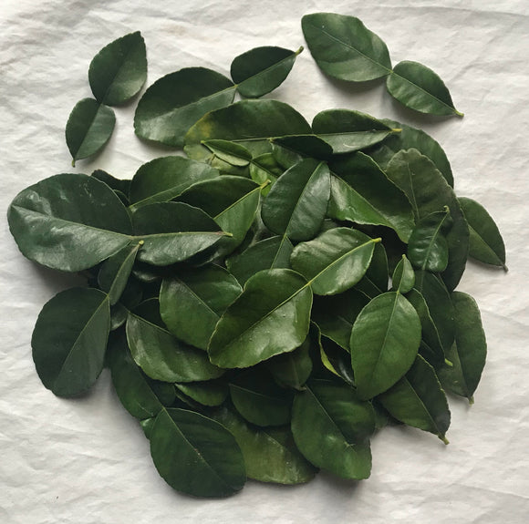 Kaffir Lime Leaves, Organic and Biodynamic (fresh frozen)