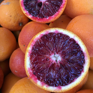 Blood Oranges Moro