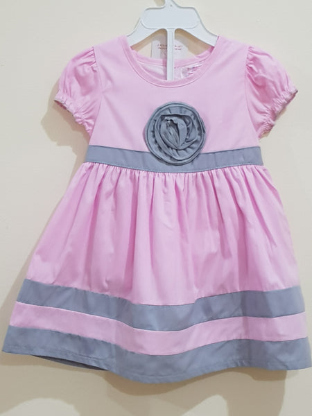 Pink Rose Frock - Little World