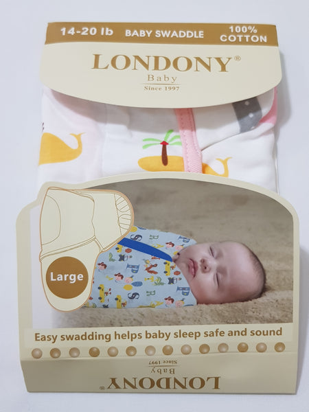 Baby Swaddle - Little World