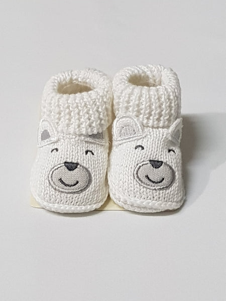 Warm Baby Booties by Londony - Little World