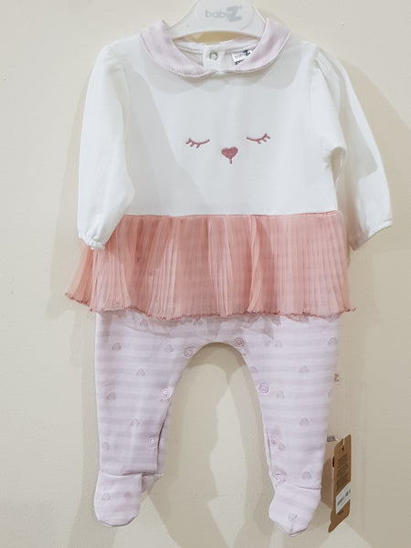 """Cute Cat"" Winter Romper"