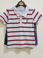 Elegant Stripped Shirt & Shorts Set - Little World