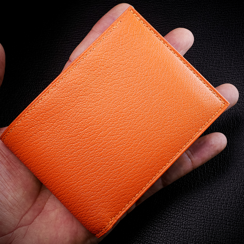 #194 BYO French Chévre Small Bifold Wallet