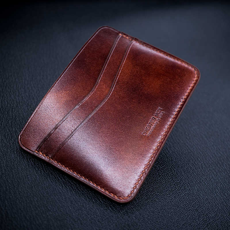 #56 Museum Slim Leather Wallet