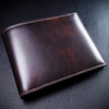 #90 ILCEA Museum Calf & French Chévre Combo Bifold Wallet