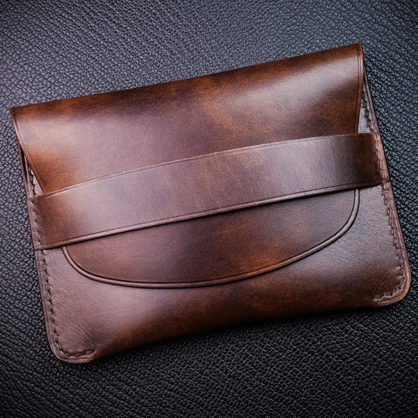 Wiry Museum Calf Slim Card Case