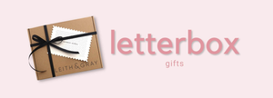gifts that can be delivered straight through a letterbox