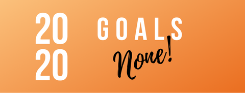 2020 goals for new year