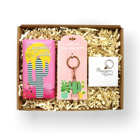 Wild at heart letterbox gift for teenage girls