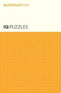 Orange IQ puzzle book
