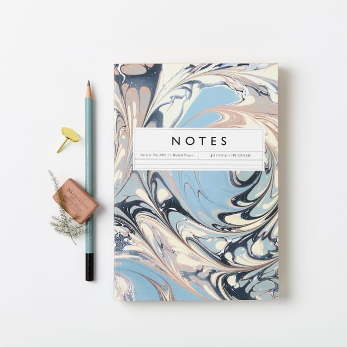 marble notepad