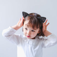 Load image into Gallery viewer, glitter cat ears