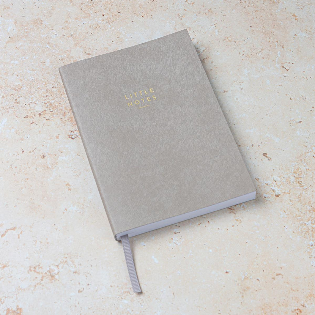 A6 Little Notes Notebook