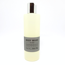Load image into Gallery viewer, body wash for me with olive fruit, bay and sage oils
