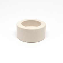Load image into Gallery viewer, pale pink concrete tea light holder