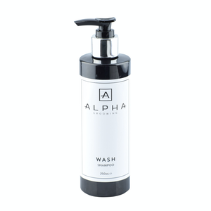 alpha shampoo for men