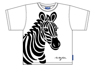 T-Shirt Zebra Kids