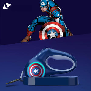 Super Hero Dog Leash