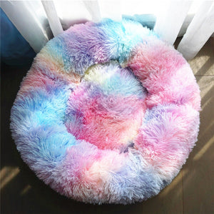 Plush Pet Sofa