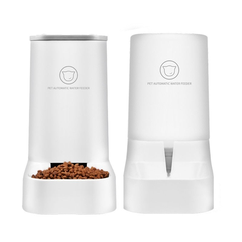 Automatic Feeder & Water Dispenser