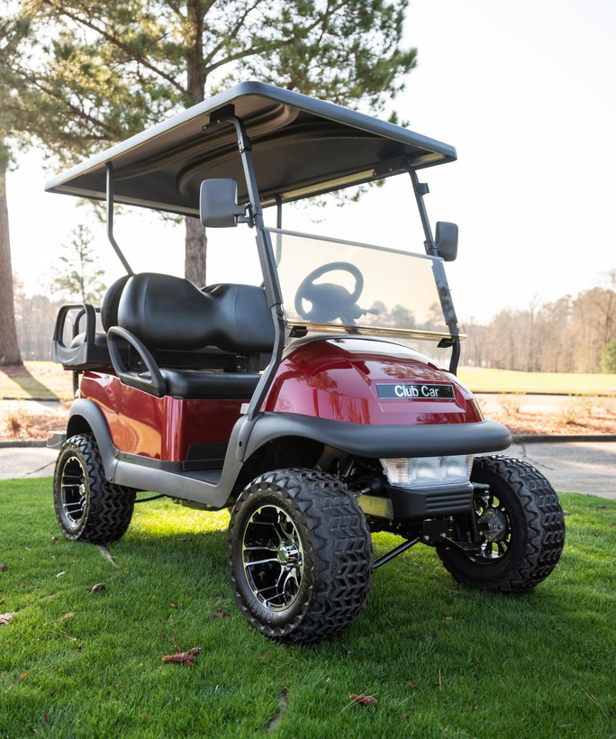Used / Pre-Owned Golf Cars