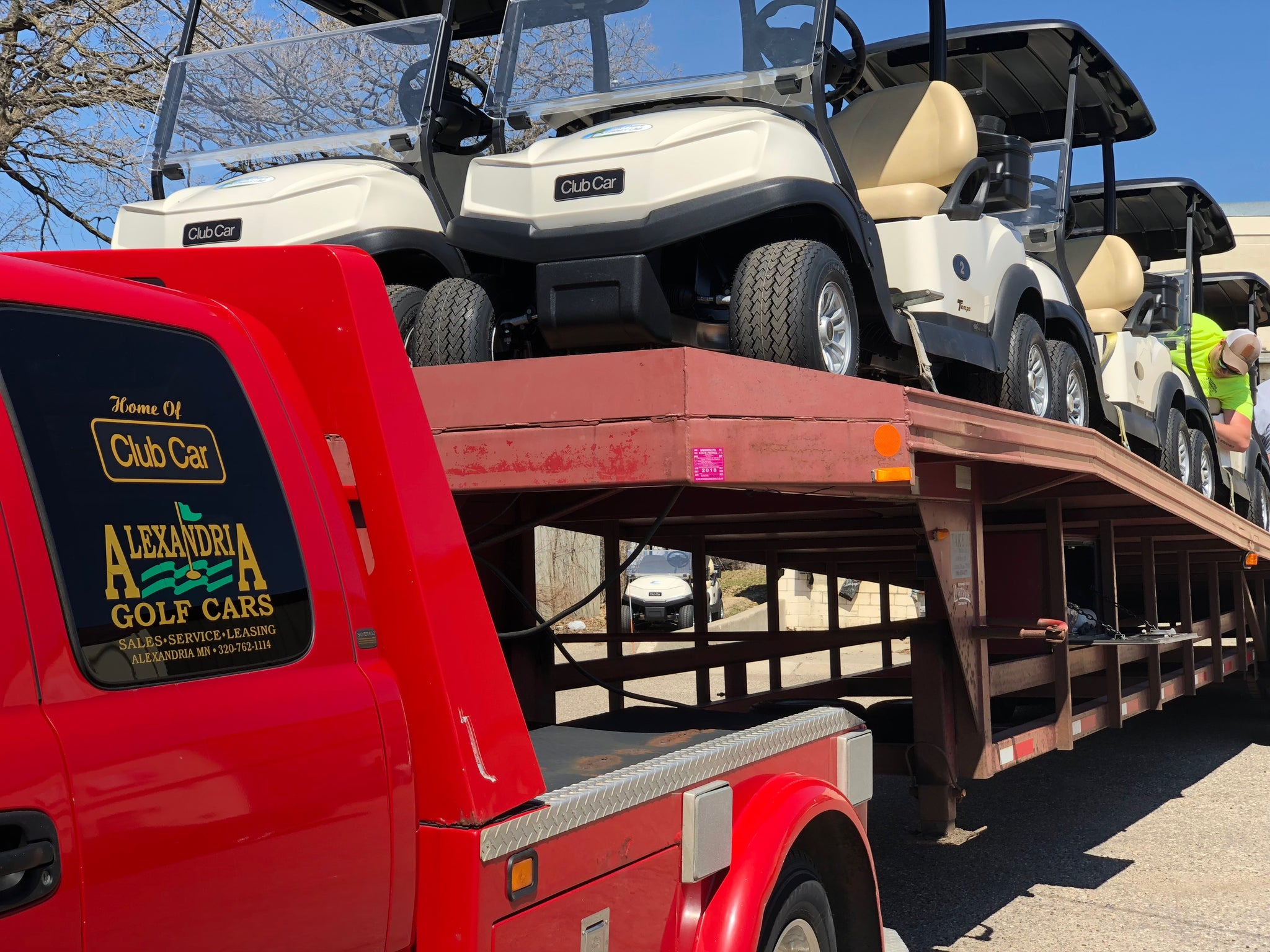 Golf Cart Rentals and Fleets