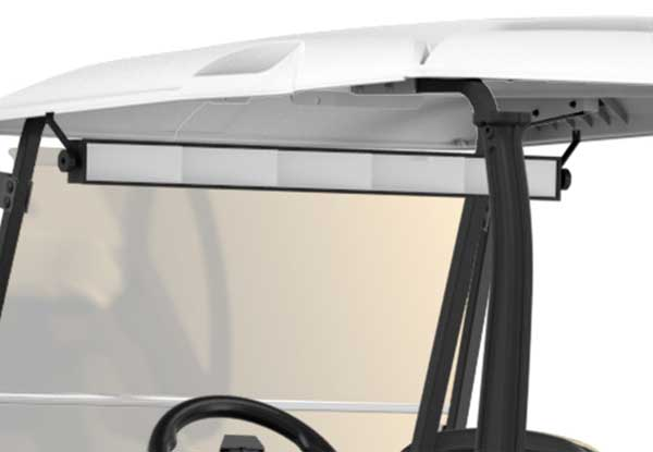 Club Car 5 Panel Mirror