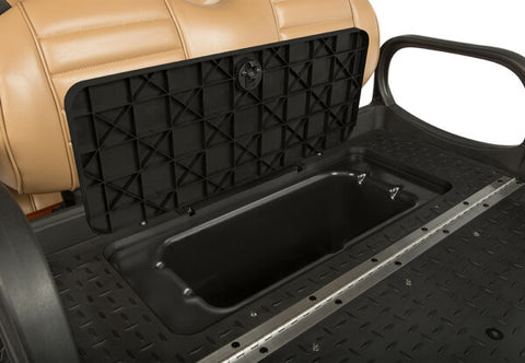 Under Seat Storage Compartment