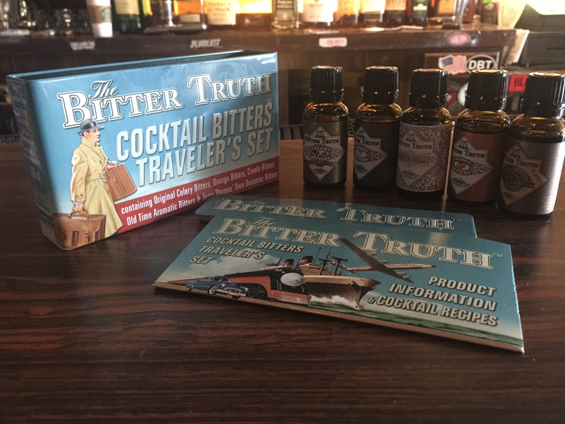 Travel Bitters: Craft Bartending On-The-Go