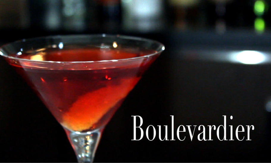 Boulevardier - Our Spin On The Classic