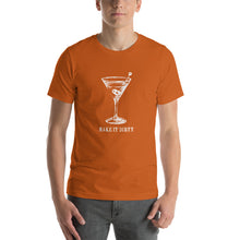 Load image into Gallery viewer, Make It Dirty Martini Tee (Unisex)