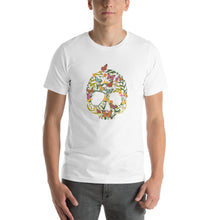 Load image into Gallery viewer, Skull Flower Tee (Unisex)