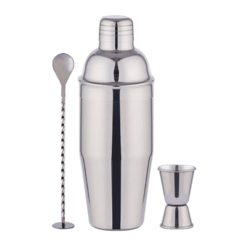 Stainless Barware Set