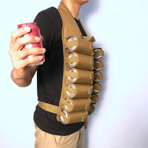 Rugged Beer Vest
