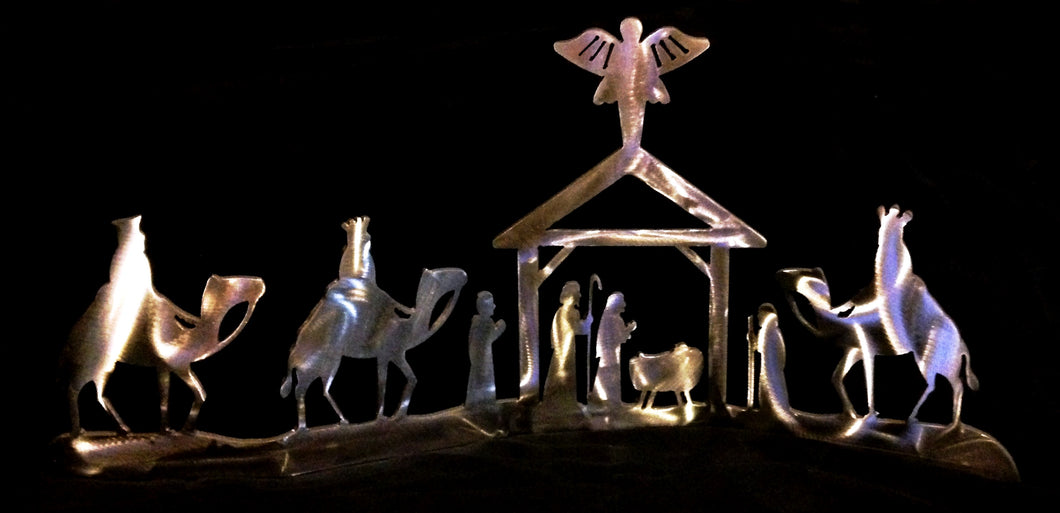 Nativity/Creche Series 2012