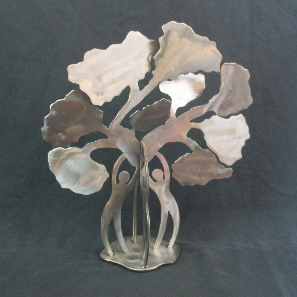 Tree of Life with Four Figures (12 inch)