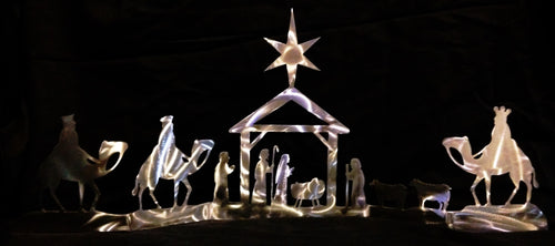 Nativity/Creche Series 2013