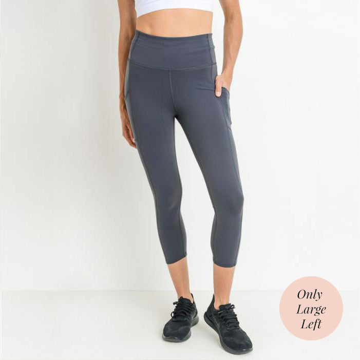Highwaist Capri Leggings
