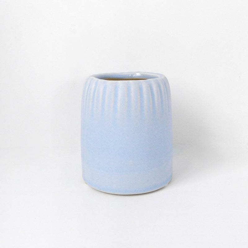 Margot Striped Vase