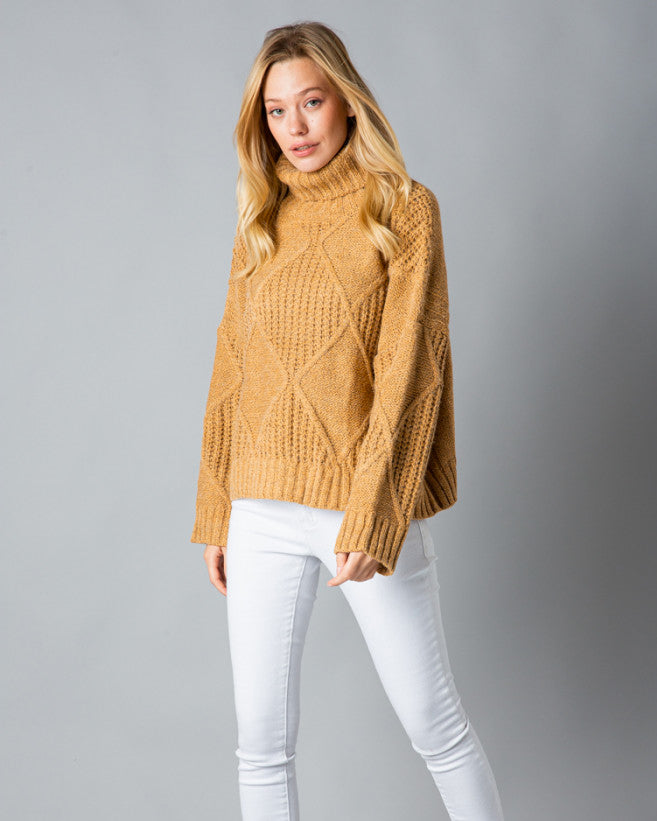 Desert Swing Sweater
